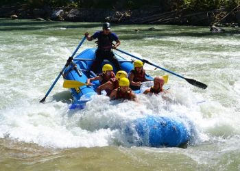 White-Water-rafting in the Gesäuse © rafting.at
