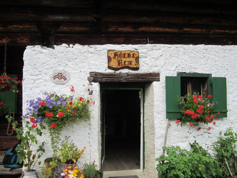 Welcome to the Kölblalm in Johnsbach
